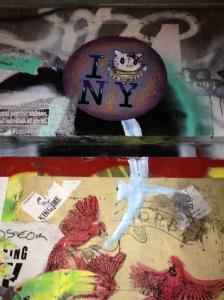 I love NY - Hello Kitty