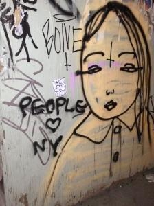 People love NY