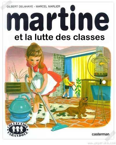 martine et la lutte des classes